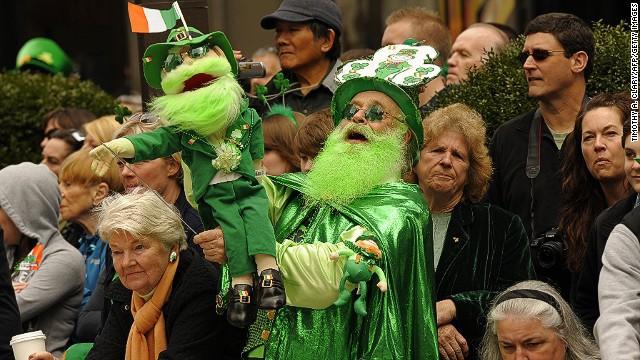 Afbeelding van 130827164745 St Patricks Day Parade New York City Story Top