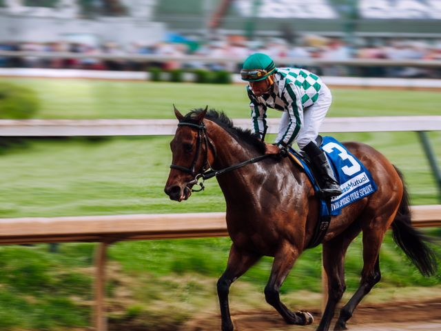 Churchill Downs paardenrace, Louisville