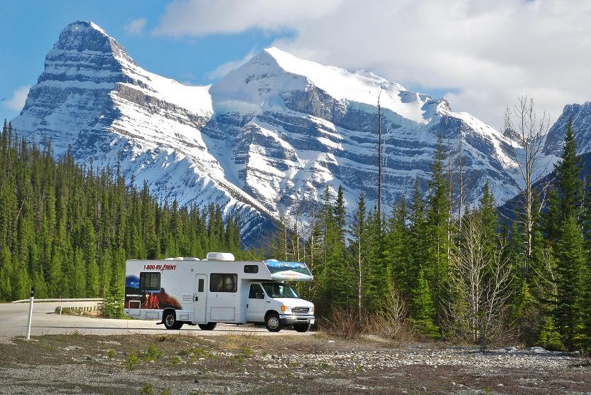 Afbeelding van Canada Alaska Camper