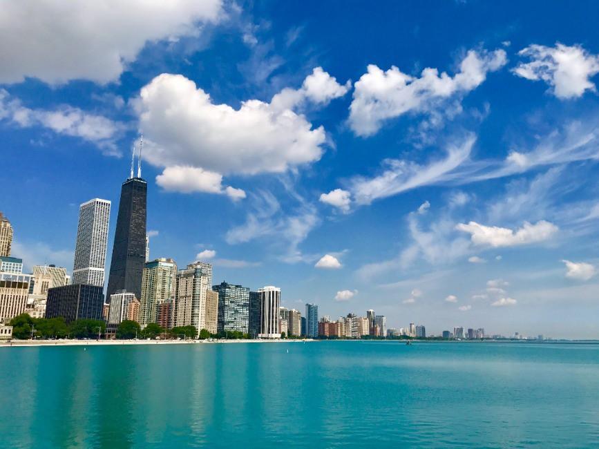 Afbeelding van Chicago Lakeshore And Skyline E7N6UZZ