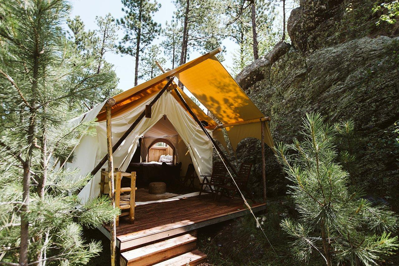 Afbeelding van Deluxe Tent