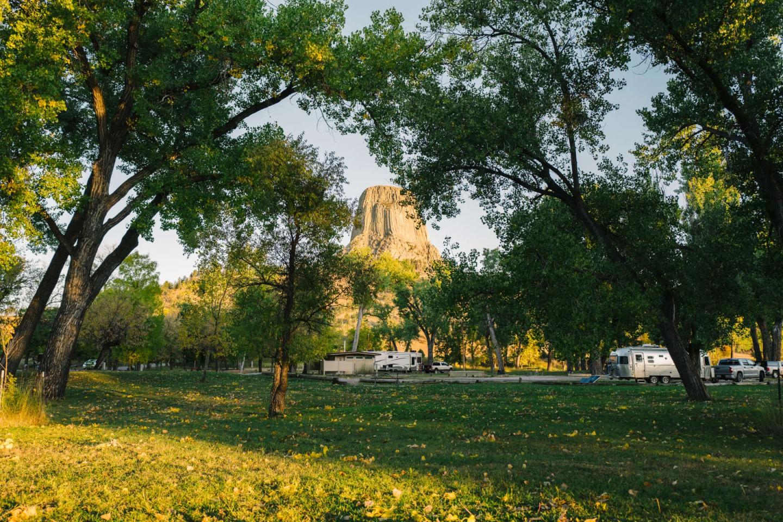 The Wild West Camper rondreis