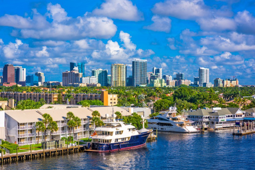 Afbeelding van Fort Lauderdale Florida Usa PFGAHFE