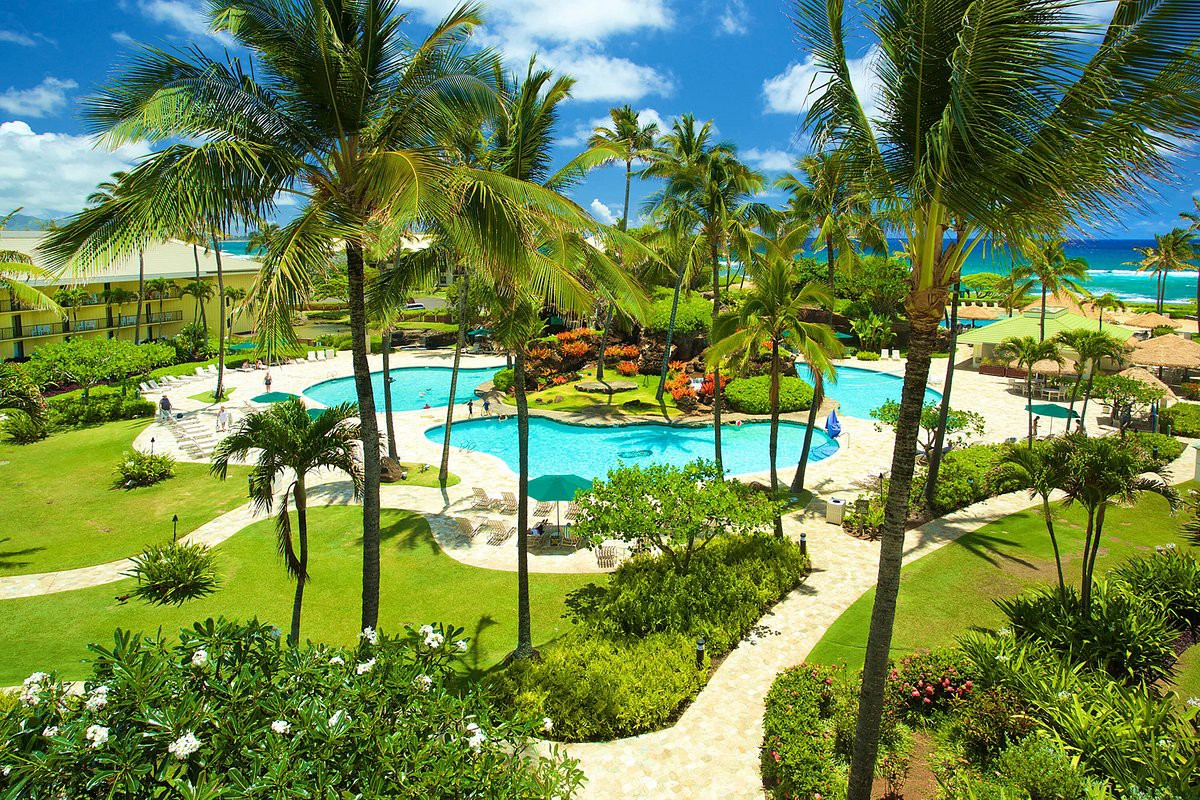 Hawaii Island hopper autorondreis