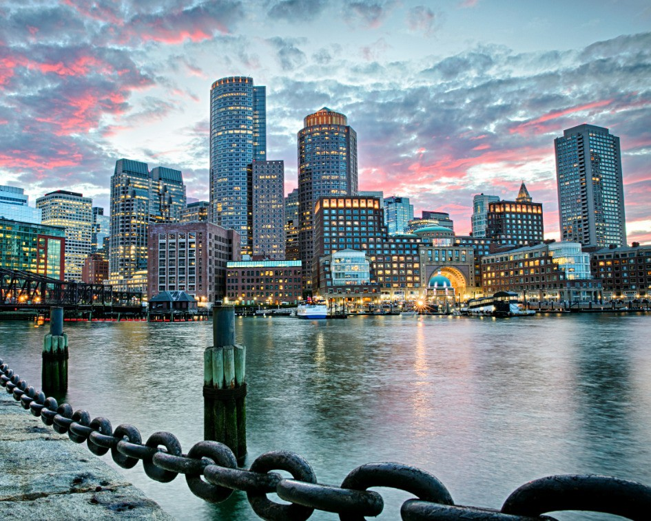 Afbeelding van Photos Boston Ma Fort Point KyleKlein