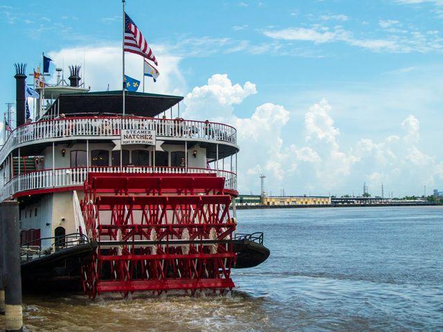 Radarboot Mississippi