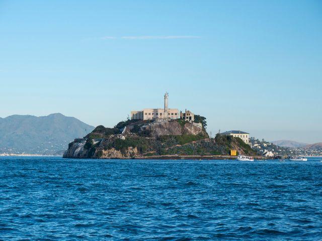 Alcatraz Island, San Francisco Bay Area