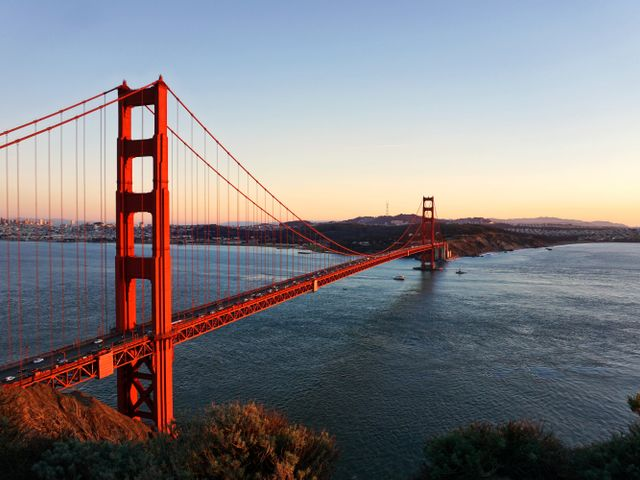 Autorondreis San Francisco