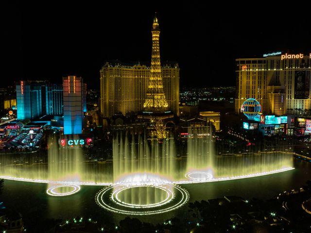 Autorondreis Las Vegas