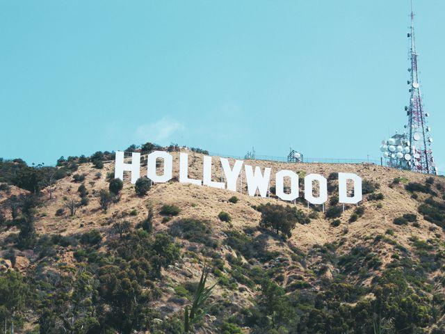 Hollywood sign, Los Angeles, Californie
