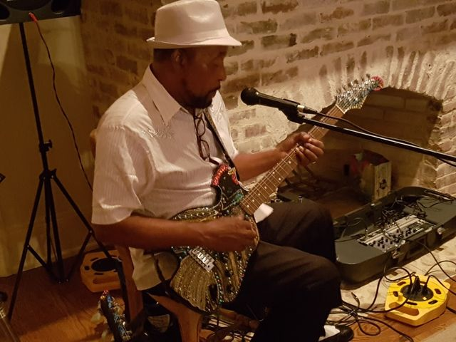 Super Chikan, blues player Clarksdale