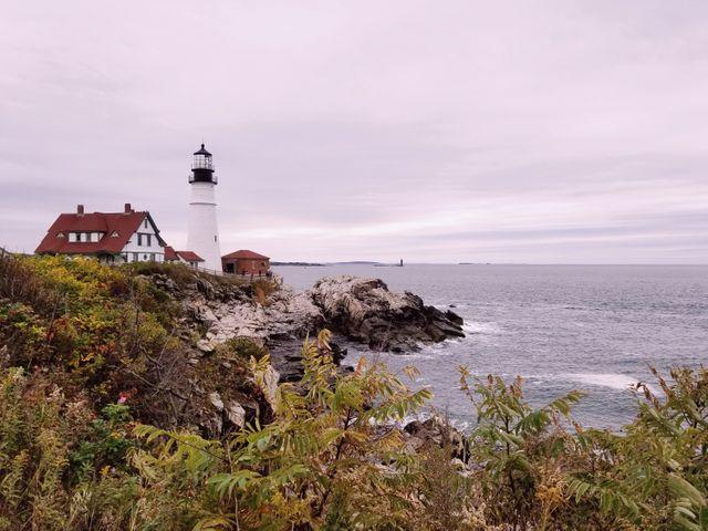Vakantie New England Maine coast