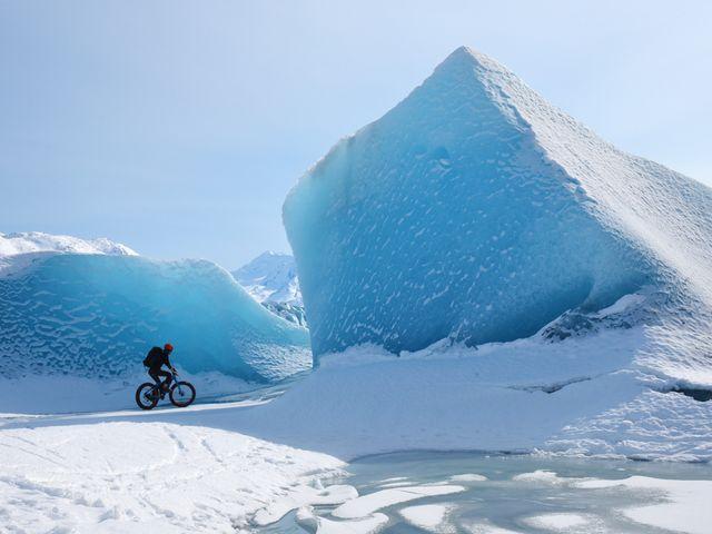 Kink Glacier, Alaska