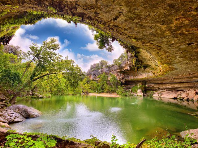 Vakantie Texas