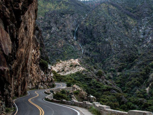 Kings Canyon National Park, Californië