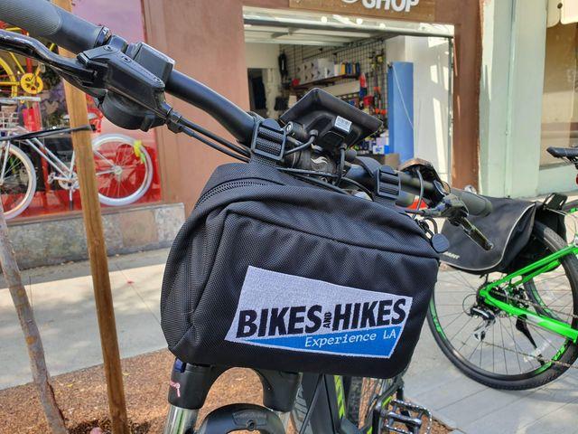 Huur een fiets bij Bikes and Hikes, West Hollywood, Californië