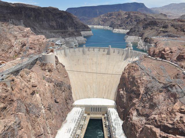 Hooverdam, boulder dam, Nevada