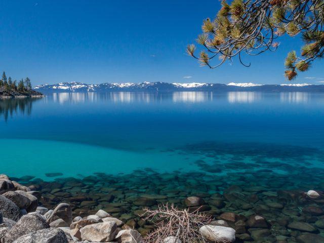 Lake Tahoe, Sierra Nevada
