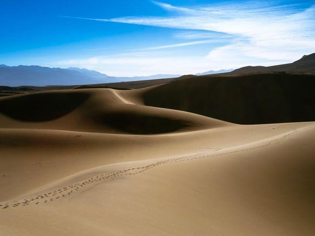 Death Valley, Woestijn Nevada
