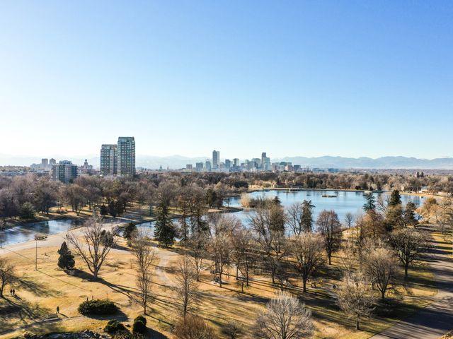 City Park in Denver Colorado