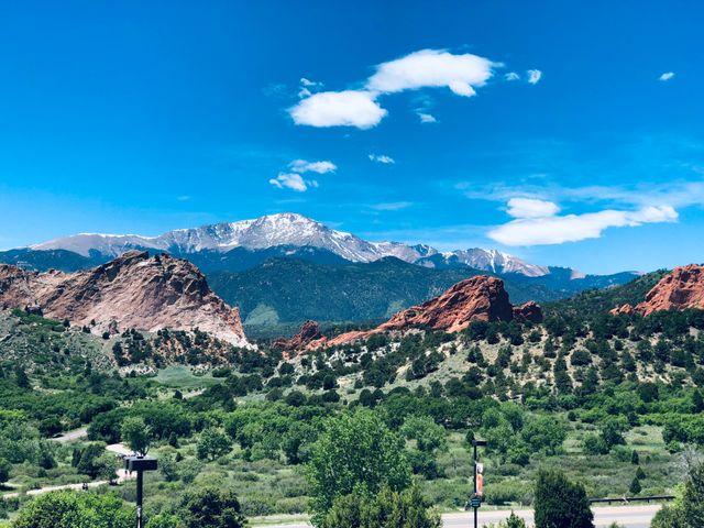 Colorado Springs, Garden of the Gods Colorado