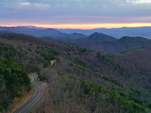 Blue Ridge Mountains, Deep South