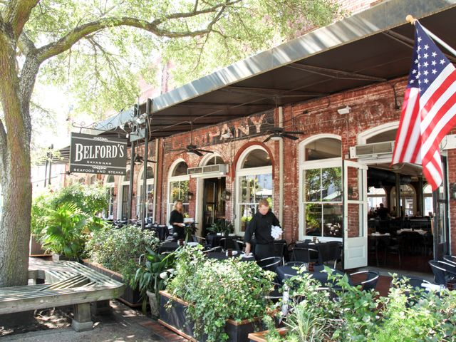 Restaurant in Savannah