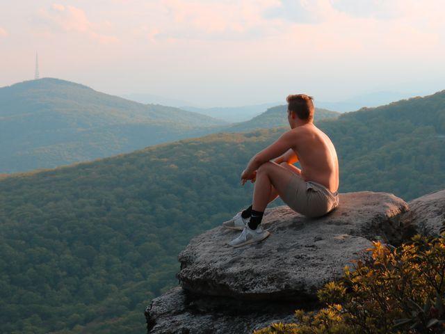 Blue Ridge Mountains, Hike trail