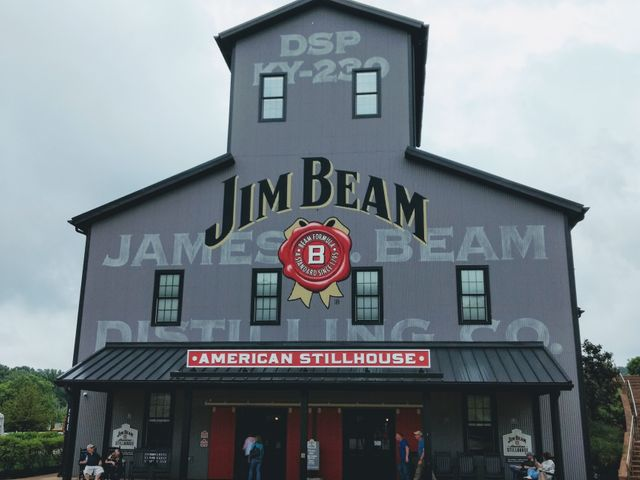 Jim Beam Stillhouse, Kentucky
