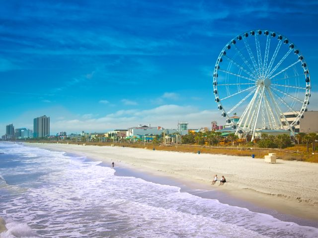 Myrtle Beach , Sout Carolina