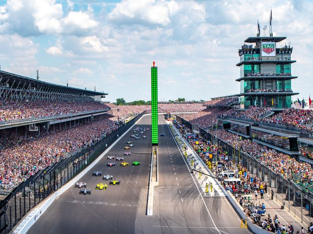 Indy 500 race, Indianapolis