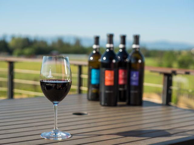 Kriselle Cellars, Oregon wijngaard
