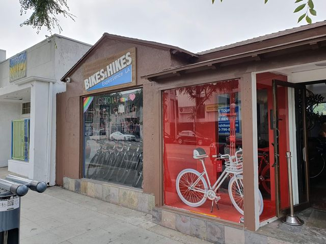 Bikes & Hikes shop West Hollywood