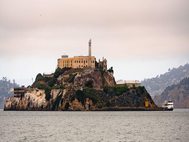 Alcatraz Island, vakantie San Francisco Bay Area