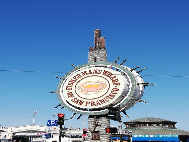 Fisherman's Wharf, San Francisco, Californië