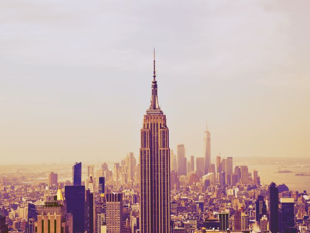 Empire State building, New York City
