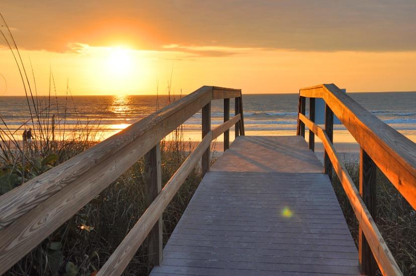 BWR BeachwalkSunrise