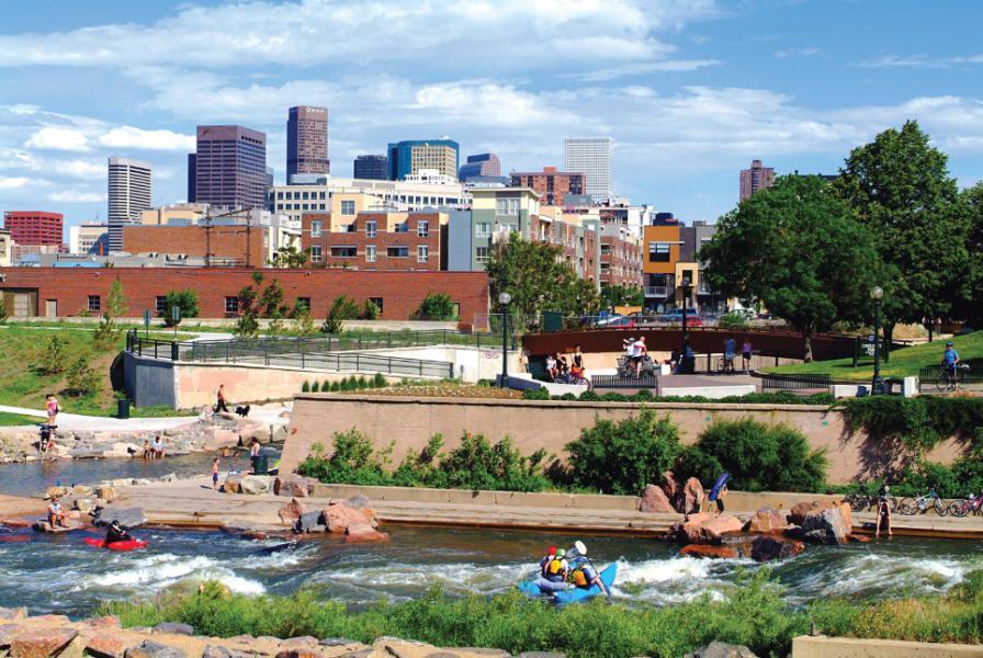 Confluence Park Denver