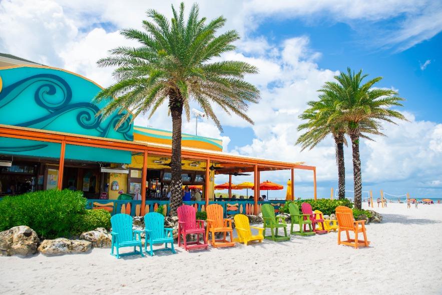 Rockaway Grill   Clearwater Beach
