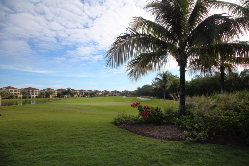 Golf Course Naples Florida