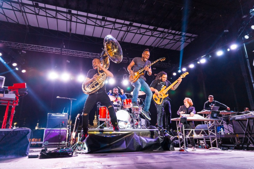 The Roots at Gasparilla Music Fest