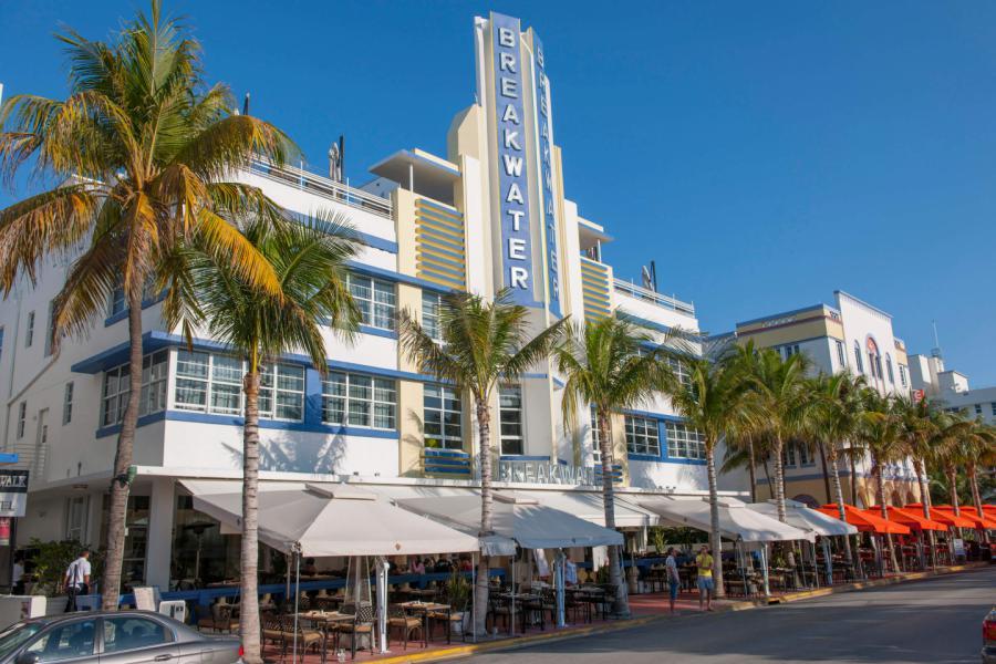 South Beach Breakwater Hotel