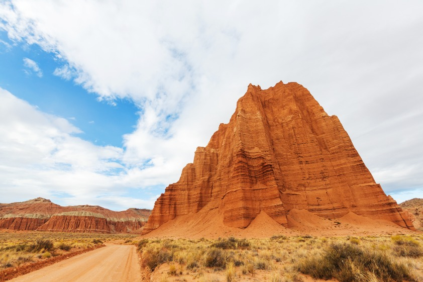 Capitol Reef Cathedral