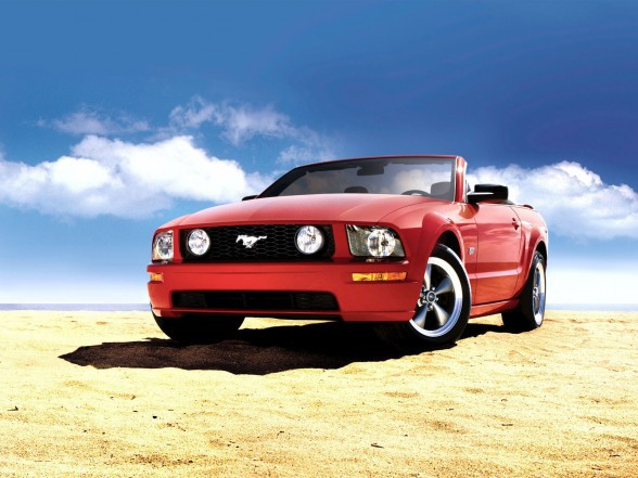 Ford Mustang Auto Huren Amerika