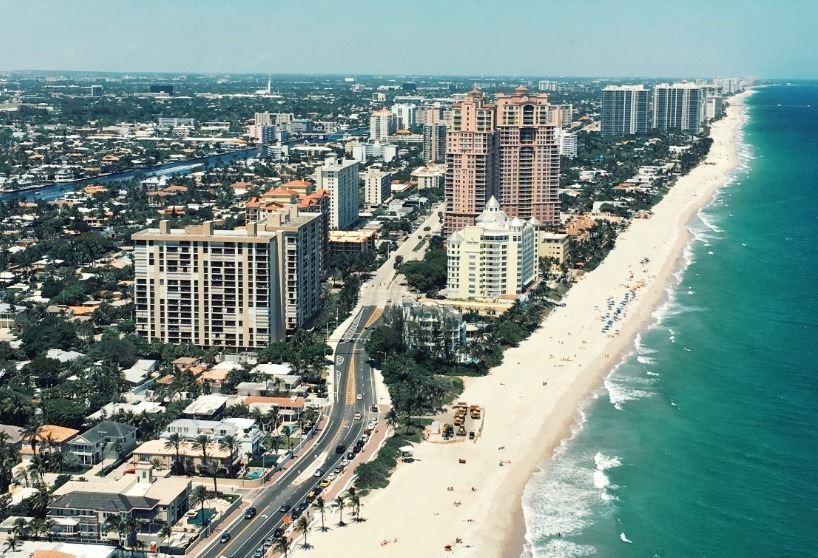 Fort Lauderdale Coastline