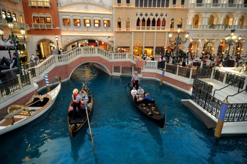 Venetian, Gondola Rides, Grand Canal Shoppes