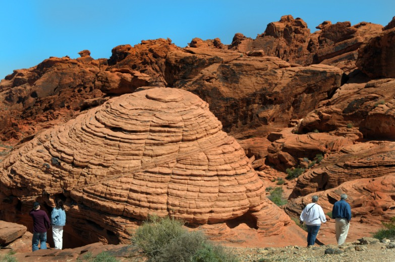 Valley of Fire State Park, Beehives