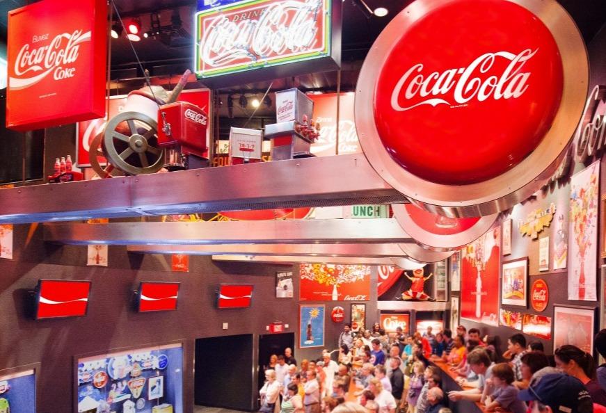 World Coca Cola, Atlanta