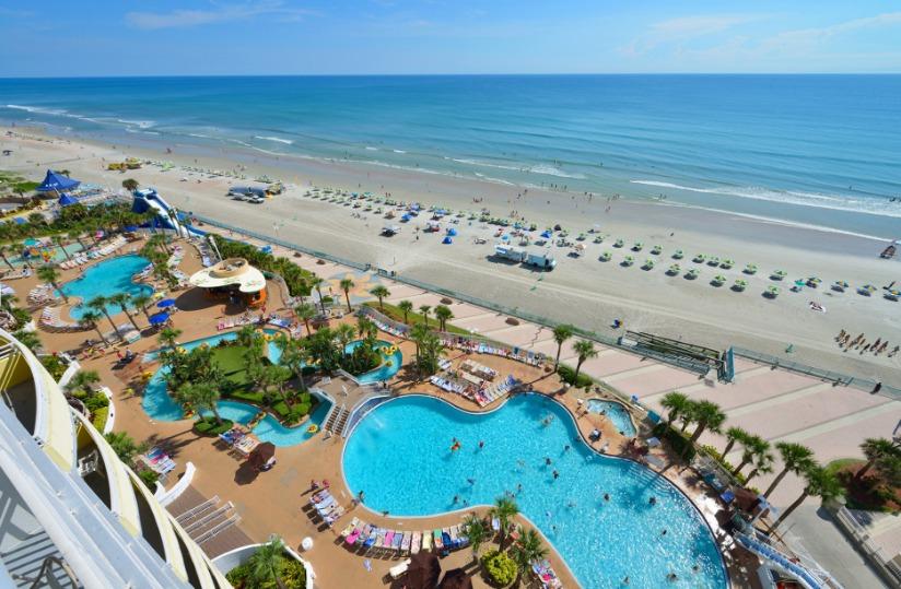 Daytona Beach: 23 Miles of Atlantic Ocean Coastline