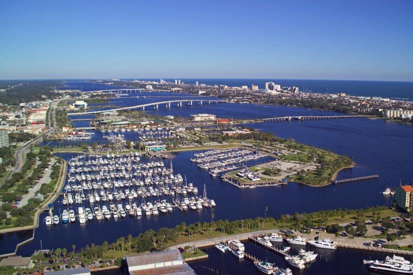 Daytona Beach: Halifax River